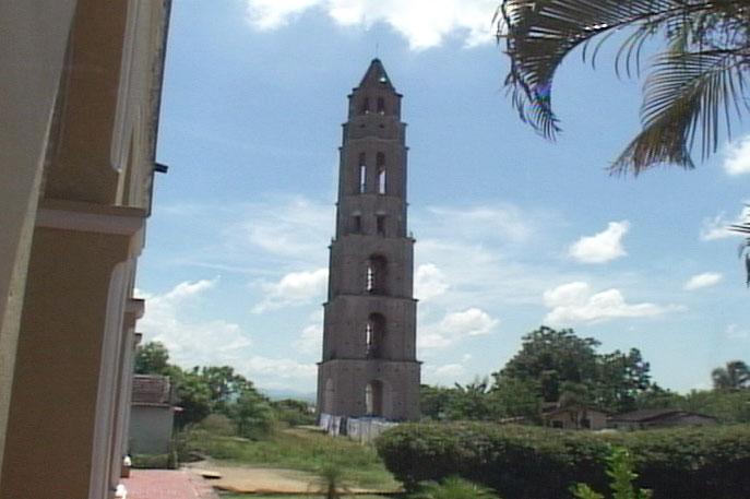 Torre Manaca Iznaga, Trinidad.
