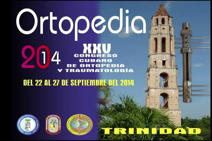Trinidad sede de la ortopedia mundial