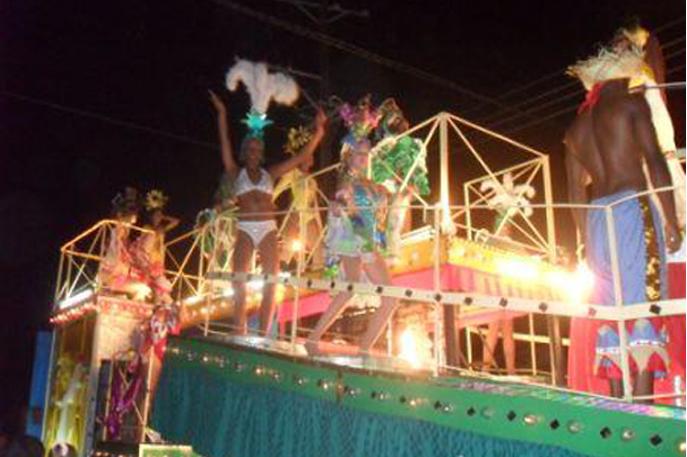 Carnavales Trinidad, Cuba