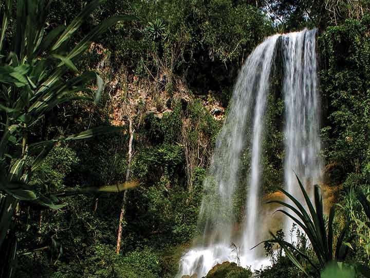 Cascada Guanayara
